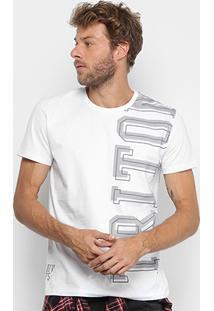 Camiseta Triton Logomania Masculina - Masculino