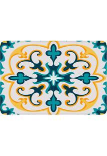 Tapete Love Decor Sala Wevans Mandala Color Amarelo