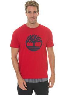 Camiseta Timberland Kennebec Rvr Tree Masculina - Masculino
