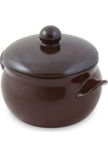 Caçarola Premiere 11Cm 500Ml - Ceraflame - Chocolate