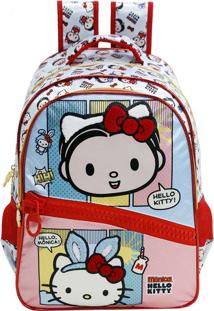 Mochila Hello Kitty Mônica - Hello Mônica