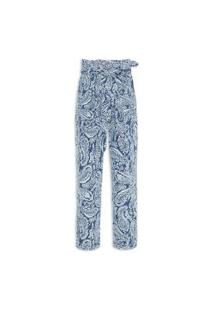 Calça Feminina Luiza - Azul