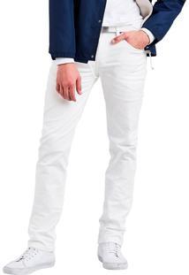 Calça Jeans Levis 511 Slim Branca - 24039