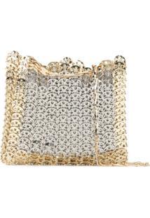 Paco Rabanne 1969 Chainmail Bag - Dourado