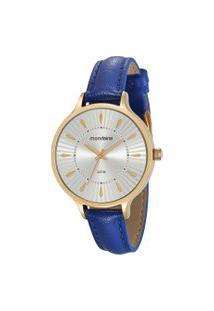 Relógio Analógico Mondaine Feminino - 53602Lpmvdh1 Dourado