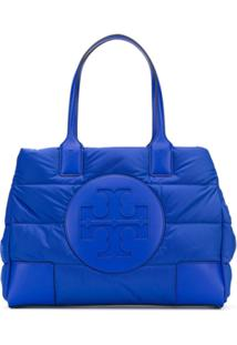 Tory Burch Padded Tote Bag - Azul