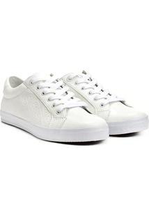 43cada551 Tênis Branco Colcci feminino | Shoelover