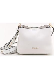 Bolsa Shoulder Bag Marfim