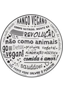 Conjunto De 6 Pratos Rasos 26Cm Complementos Vegano