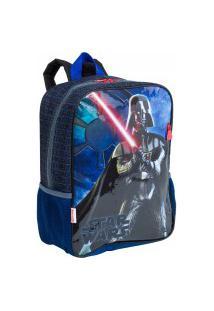 Mochila De Costas Star Wars Grande 64498-00 Azul