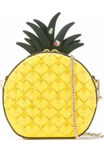 Kate Spade Bolsa Em Forma De Abacaxi - Amarelo