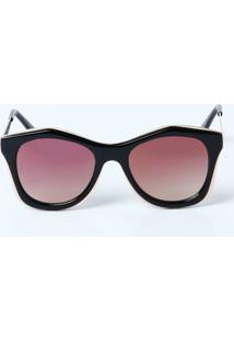 1af16508b Óculos De Sol Preto Vintage feminino | Gostei e agora?
