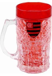 Caneca Congelante 370Ml Flamengo - Unissex