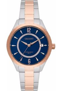 Relógio Orient - Ftss1118 D2Sr Prata