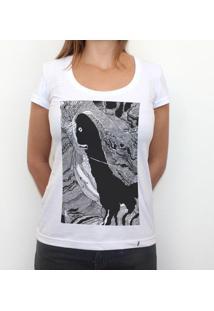 Namazu - Camiseta Clássica Feminina