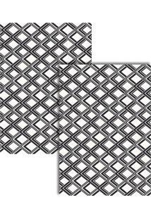 Revestimento Camada Chanel Acetinado Retificado 43,7X63,1Cm - 8441 - Ceusa - Ceusa