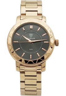 Relógio Tuguir Analógico 5439L