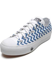 Tênis Converse Chuck Taylor All Star Lif Azul - Kanui