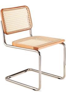 Cadeira Cesca Sem Braço Design By Marcel Breuer