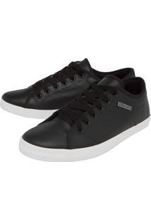 Tênis Coca Cola Shoes Básico Preto