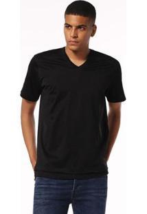 Camiseta Diesel T-Eric Masculina - Masculino-Preto