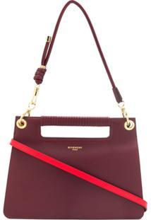 Givenchy Medium Whip Bag - Vermelho