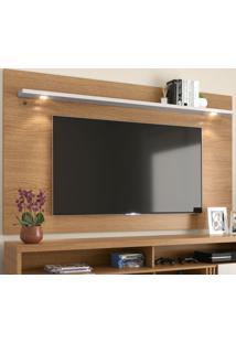 Painel Para Tv Até 70 Polegadas Itapua Natura Real/Off White - Colibri Móveis