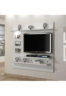 Painel Para Tv 60 Polegadas Interativo Branco Ártico 182 Cm