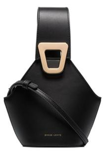 Danse Lente Bolsa Bucket Johnny Mini - Preto