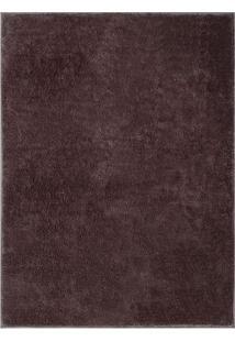 Tapete Classic- Marrom Escuro- 250X200Cm- Oasisoasis