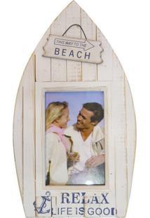 Porta Retrato Kasa Ideia Beach Relax