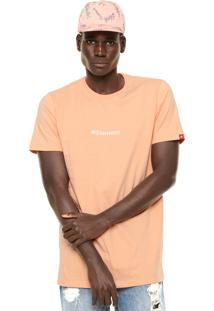Camiseta Element Trend Coral