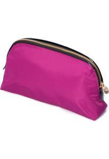 Necessaire Eliane Cor: Rosa Pink - Tamanho: Único