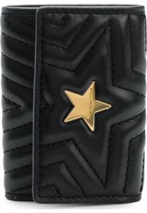Stella Mccartney Carteira 'Stella Star' - Preto