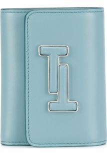 Tod'S Carteira French Tt - Azul