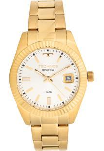 Relógio Technos 2115Ktr4K Dourado - Kanui