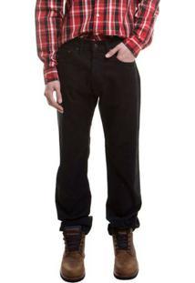 Calça Jeans Levis Masculino 505 Regular - Masculino
