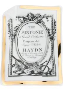 Fornasetti Bandeja Haydn - Estampado