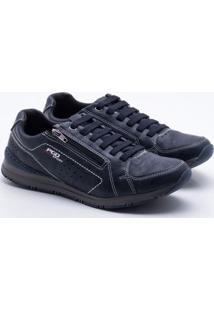Sapatênis Pgd Sneaker Azul Masculino 38