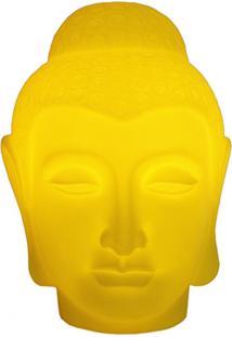 Luminária Casa Da Mãe Joana Buda Amarelo