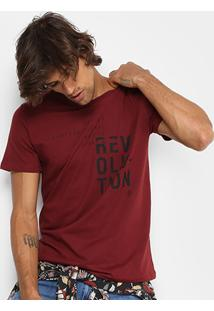 Camiseta Forum Revolution Masculina - Masculino