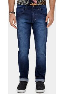 Calça Jeans Slim Triton John Stone Masculina - Masculino