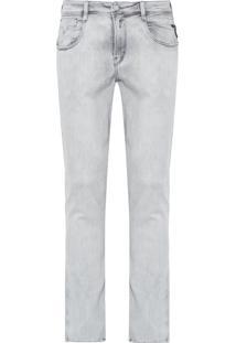 Calça Jeans Masculina - Cinza