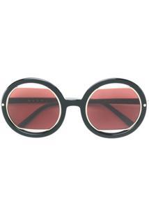 R  3710,00. Farfetch Marni Eyewear Óculos De Sol ... e1aef70dbd