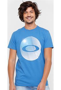 Camiseta Oakley Mod Lens Effect Tee Masculina - Masculino