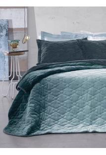 Cobertor Casal Altenburg Azul