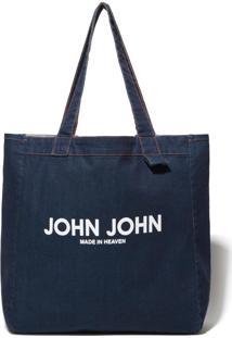 Bolsa Jj (Jeans Escuro, Un)