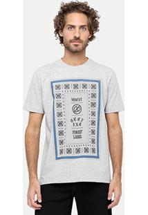 Camiseta Occy Slim Fit Findlay - Masculino