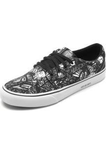 Tênis Dc Shoes Trase X Darbotz Preto/Branco