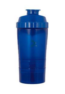 Coqueteleira Oxer Multshaker - 450Ml - Azul Escuro